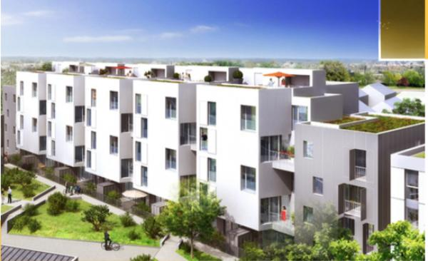 R sidence l 39 absolu rennes 35 loi nue propriete nue for Arch immobilier rennes