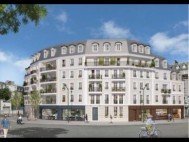 programme nue propriete - programme residence le mansart colombes (92)
